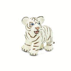 Fehér Bengáli tigris kölyök Safari