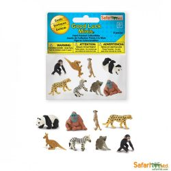 Fun Pack Exotic-Exotikus móka csomag vadállatok-Safari
