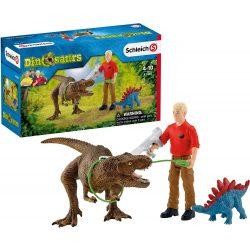 Tyrannosaurus Rex támadás 41465 Schleich