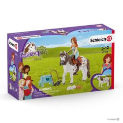 Horse Club, Mia és Spotty