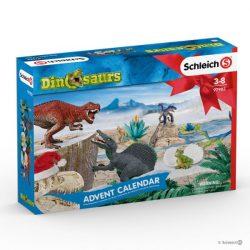Schleich Dinosaurs adventi naptár