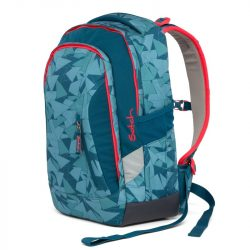 Satch Sleek - hátizsák - Petrol Triangle