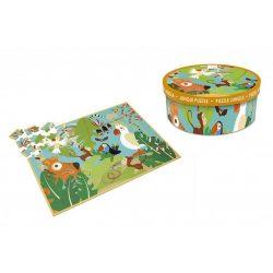 Dzsungeles puzzle 100 db-os Scratch Europe