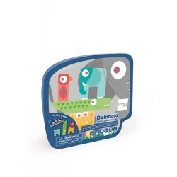 Egyensúlyozz az állatokkal koordinációs játék Scratch Europe