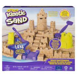 Kinetic Sand - Strandvár szett