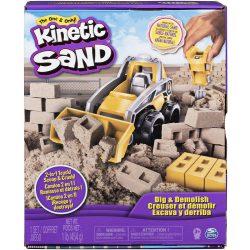 Kinetic Sand Építő kamion