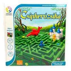 CSIPKERÓZSIKA SMART GAMES