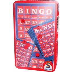 Bingo fémdobozban Schmidt