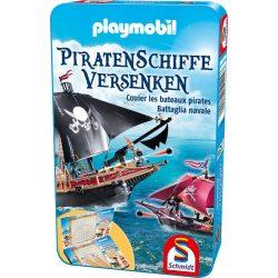 Playmobil, Kalózhajó torpedó fémdobozbanSchmidt