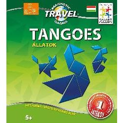 Magnetic Travel Tangoes Állatok Smart Games