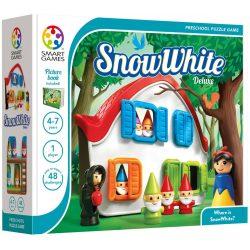 Hófehérke és a hét törpe egyszemélyes játék Smartgames