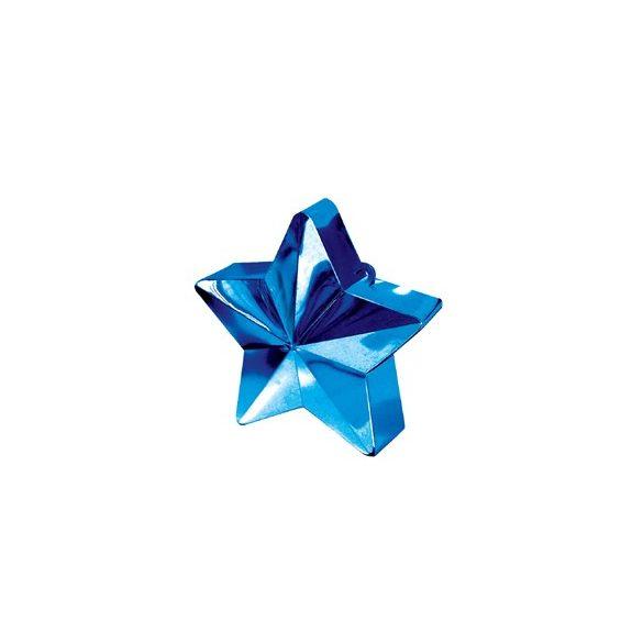 Sötétkék Csillag Léggömbsúly - 170 gramm