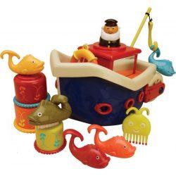 B.Toys Tengerész halászhajó szett