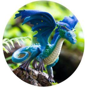 Unikornisok, sárkányok, fantázia figurák
