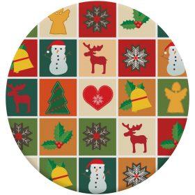 Karácsonyi üdvözlőkártyák és dísztasakok