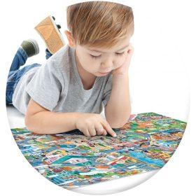 Oktató puzzle