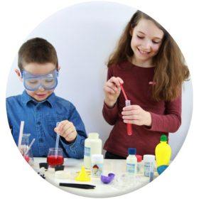 Tudományos ismereteket  fejlesztő játékok