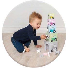 Finommotorikát fejlesztő játékok