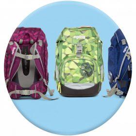 Iskolatáskák, hátizsákok, tornazsákok, tolltartók