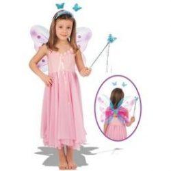 Pillangó Tündér Jelmez Kiegészítő Szett