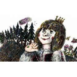 Diafilm- Szélike királykisasszony