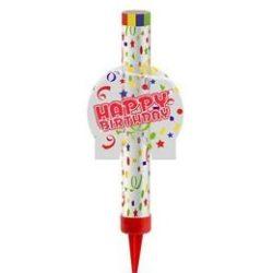 Happy Birthday Szülinapi Torta Tűzijáték