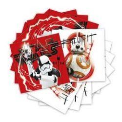 Star Wars party szalvéta