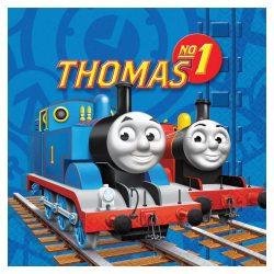 Thomas és barátai parti szalvéta