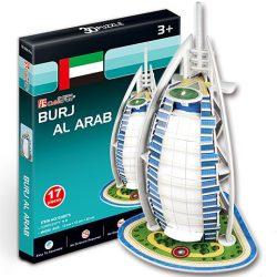 3D mini puzzle Burj Al Arab