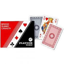 Piatnik Standard römi/bild+kártya