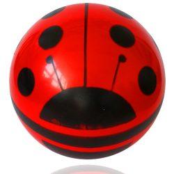 Katicás labda nagy mintával 22 cm-es