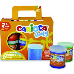 Carioca baby 6db-os ujjfesték
