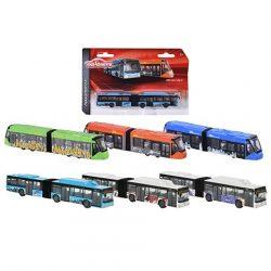 Majorette: MAN City busz vagy Siemens Avenio villamos - Simba Toys