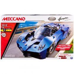 Meccano: Pagani Huayra Roadster vagy Lamborghini Huracán fém építő szett