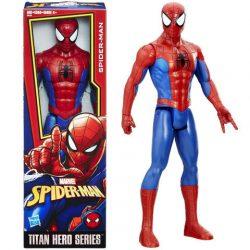 Hasbro: Titan Hero Series Pókember akciófigura