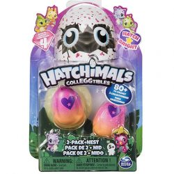 Hatchimals Colleggtibles meglepetés csomag 2 db-os