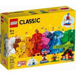 LEGO 11008 - LEGO Classic - Kockák és házak