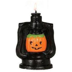 Töklámpás Halloweeni Gyertya