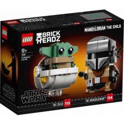 LEGO 75317 - Star Wars - A Mandalori és a Gyermek