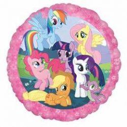 18 inch-es My Little Pony - Én Kicsi Pónim Fólia Lufi