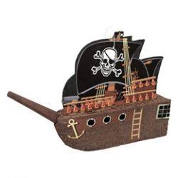 Kalóz Hajó Parti Pinata Játék