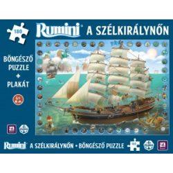 Rumini a Szélkirálynőn Pagony