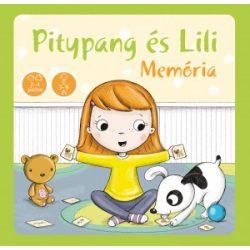 Pitypang és Lili memória Pagony