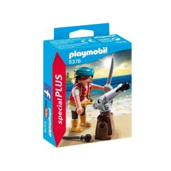 Rémisz Rémusz kapitány Playmobil