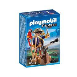 Coco-kapitány a bandavezér Playmobil