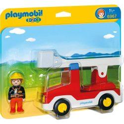Playmobil - Tűzoltásra készülök