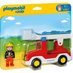 Playmobil - Tűzoltásra készülök 6967