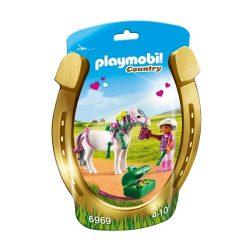 Magnóliaszív és lovasa 6969 Playmobil