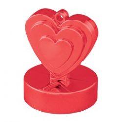 Piros (Red) Szives Léggömbsúly - 110 gramm