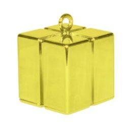 Arany (Gold) Ajándékdoboz Léggömbsúly - 110 gramm